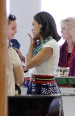 ROSARIO DAWSON Out Shopping in Italy 06/14/2015