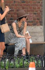 ROSE BYRNE Out and About in New York 06/13/2015