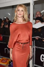 ROSIE HUNTINGTON-WHITELEY at Glamour Women of the Year Awards in London