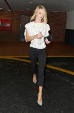 ROSIE HUNTINGTON-WHITELEY Out and About in Los Angeles 06/11/2015