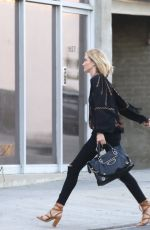 ROSIE HUNTINGTON-WHITELEY Out and About in Los Angeles 06/16/2015