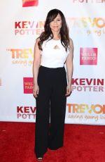 ROSIE PEREZ at Trevorlive Event in New York