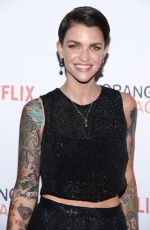 RUBY ROSE at Orangecon Fan Event in New York