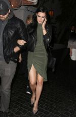 RUMER WILLIS Arrives at Chateau Marmont in West Hollywood 05/30/2015