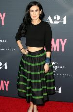 RUMER WILLIS at Amy Premiere in Hollywood