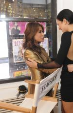 RUMER WILLIS at Starshop Launch Event in Times Square