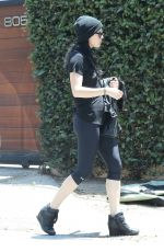 RUMER WILLIS Out and About in Los Angeles 05/31/2015