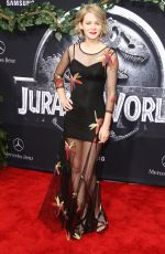RYAN SIMPKINS at Jurassic World Premiere in Hollywood