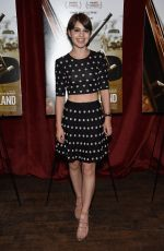 SAMI GAYLE at Cartel Land Special Screening in New York