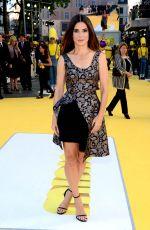 SANDRA BULLOCK at Minions Premiere in London