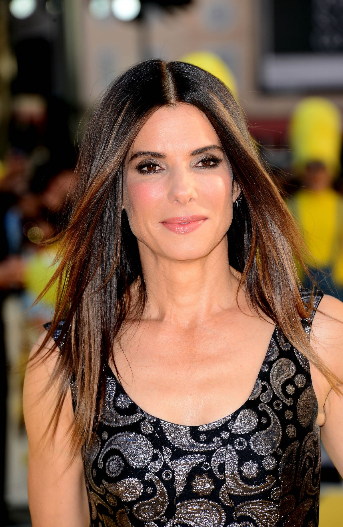 SANDRA BULLOCK at Mini...