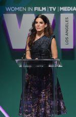SANDRA BULLOCK at Women in Film 2015 Crystal+Lucy Awards in Century City