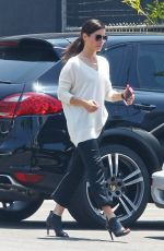 SANDRA BULLOCK Out and About in Los Angeles 06/02/2015
