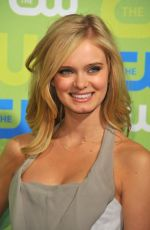 SARA PAXTON at CW Network's 2015 Upfront in New York