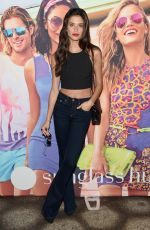 SARA SAMPAIO at Electrify Your Summer Sunglass Hut Celebration in New York