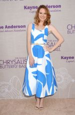 SARAH DREW at 14th Annual Chrysalis Butterfly Ball