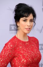 SARAH SILVERMAN at 2015 AFI Life Achievement Award Gala in Hollywood