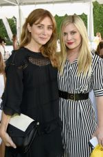 SASHA ALEXANDER at Charlotte & Gwenyth Gray Foundation Tea Party in Brentwood