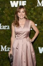 SASHA ALEXANDER at Max Mara Women in Film Face of the Future Award in Hollywood