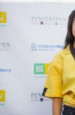 SELENA GOMEZ at Children