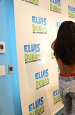 SELENA GOMEZ at Elvis Duran Morning Show in New York 06/22/2048