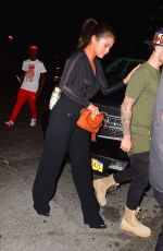 SELENA GOMEZ Out for an Evening in New York 06/22/2015