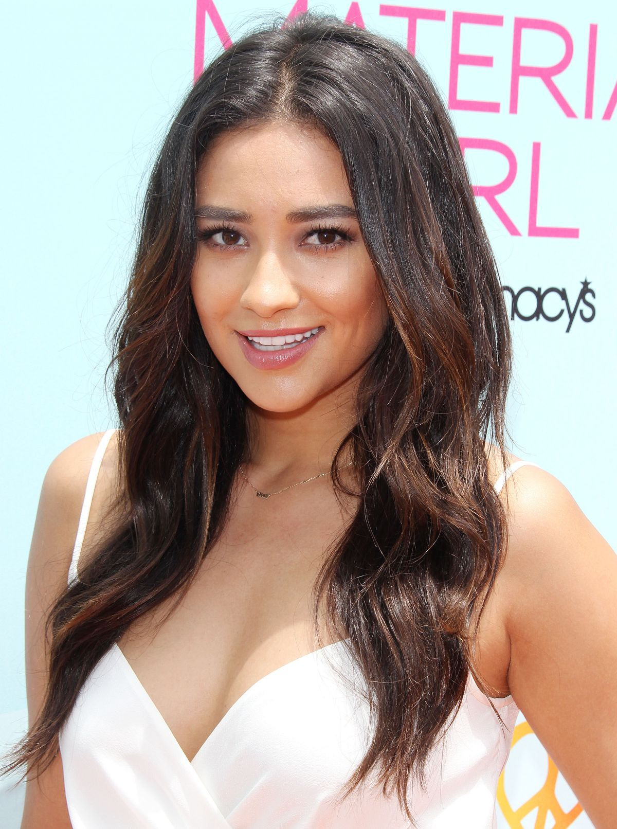 SHAY MITCHELL at Children Mending Hearts Empathy Rocks Fundraiser in Malibu