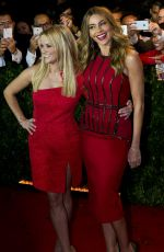 SOFIA VERGARA and REESE WITHERSPOON at Hot Pursuit Premiere in Mexico City