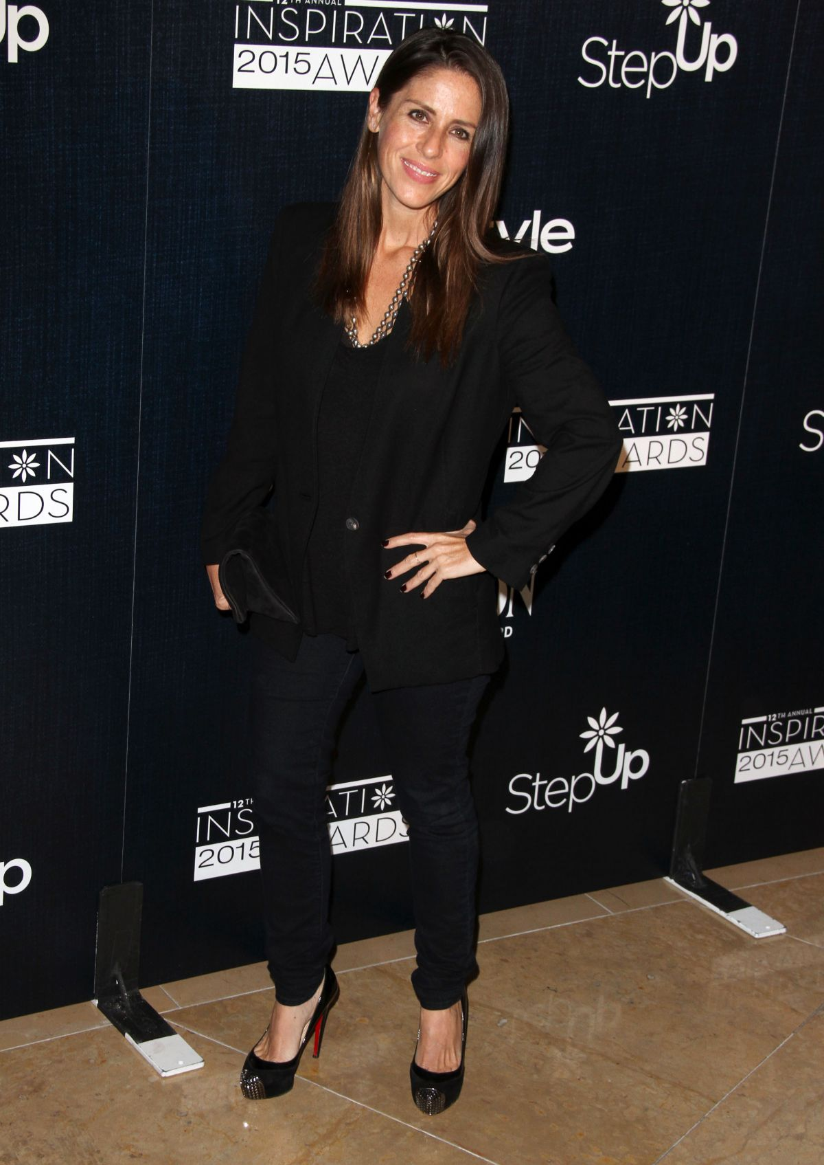 SOLEIL MOON FRYE at Step Up Women's Inspiration Awards in Beverly Hills