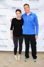SOPHIA BUSH at Weston 5k Run in Pasadena