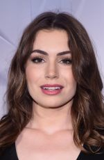 SOPHIE SIMMONS at Mercedes-Benz Kicks-off 2015 Evolution Tour in New York