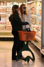 SOPHIE TURNER Out Shopping in Montreal 06/29/2015