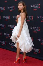 STEFANIE SCOTT at Insidious Chapter 3 Premiere in Hollywood