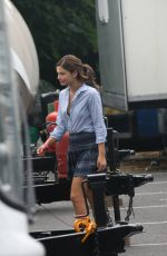 STEFANIE SCOTT Out and About in Dublin 06/22/2015