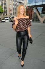 STEPHANIE WARING Out and About in Manchester 06/26/2015