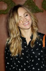 SUKI WATERHOUSE at 2015 Coach and Friends of the High Line Summer Party in New York