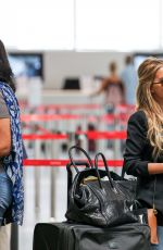 SYLIVE MEIS at Airport in Zurich 06/16/2015