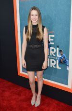 TAISSA FARMIGA at Me & Earl & The Dying Girl Premiere in Los Angeles