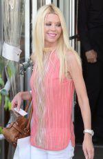 TARA REID at E Baldi Restaurant in Beverly Hills 06/24/2015