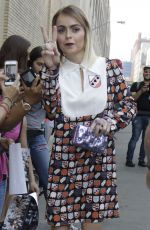 TARYN MANNING at Orangecon Fan Event in New York