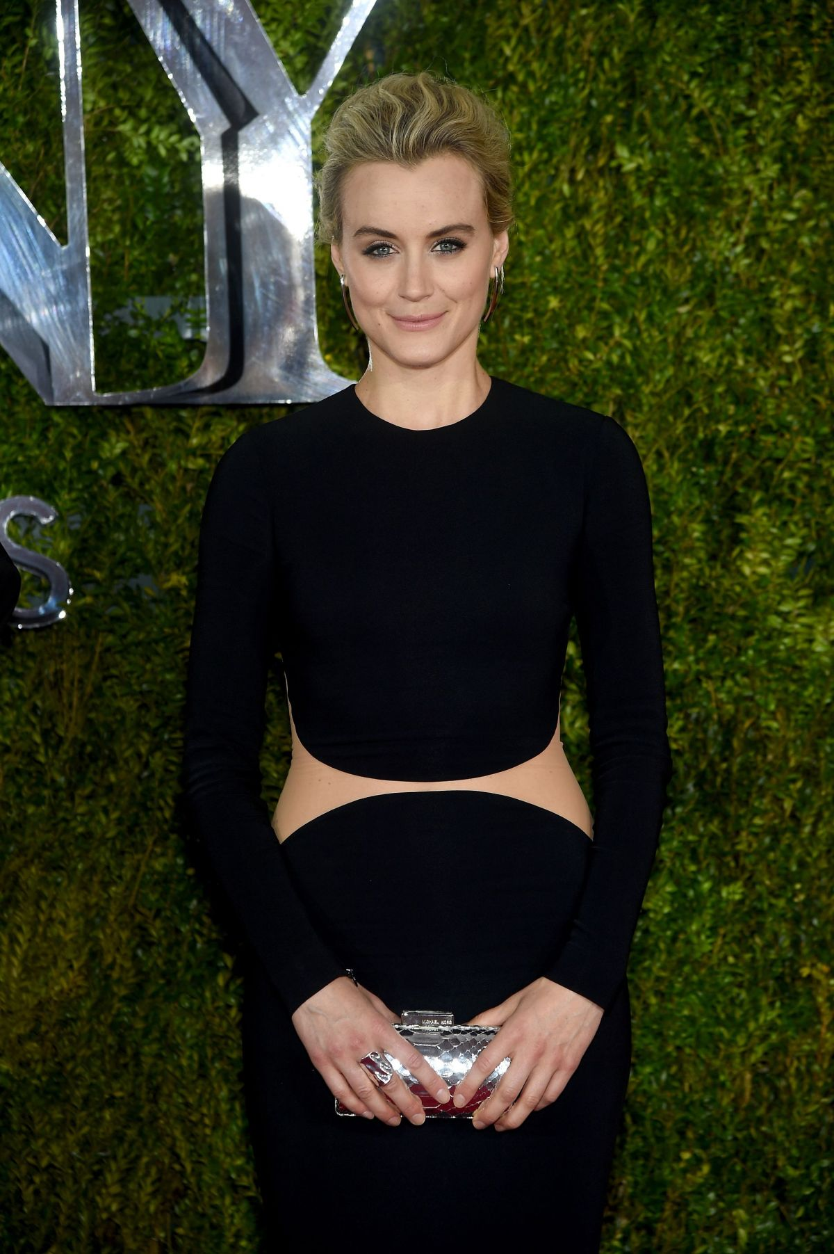 TAYLOR SCHILLING at 2015 Tony Awards in New York