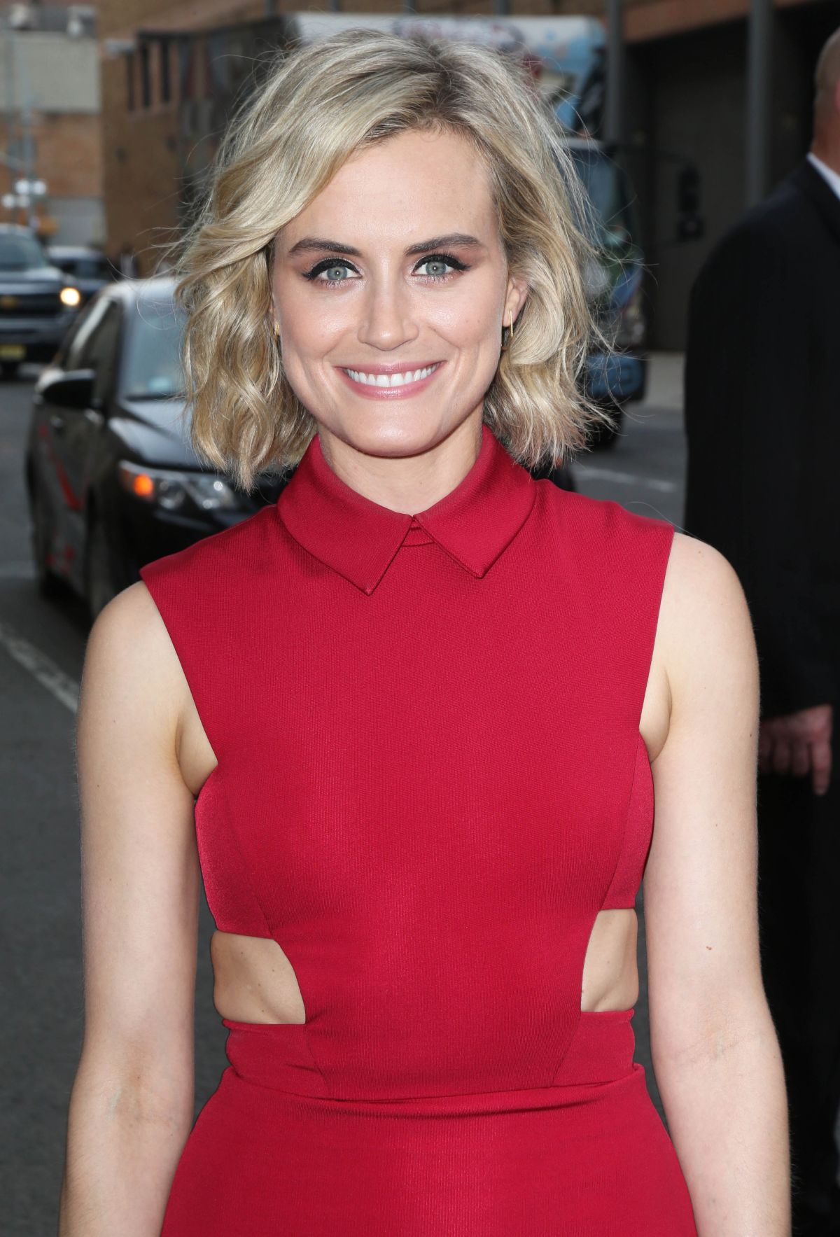 TAYLOR SCHILLING at Orangecon Fan Event in New York - HawtCelebs