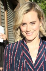 TAYLOR SCHILLING at The Daily Show with Jon Stewart in New York 06/29/2015