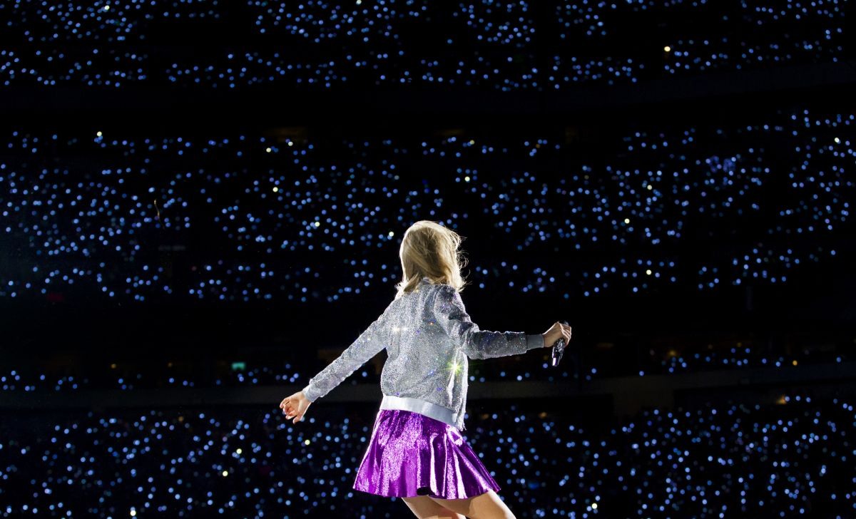 Taylor Swift At 1989 World Tour In Philadelphia 9 Hawtcelebs