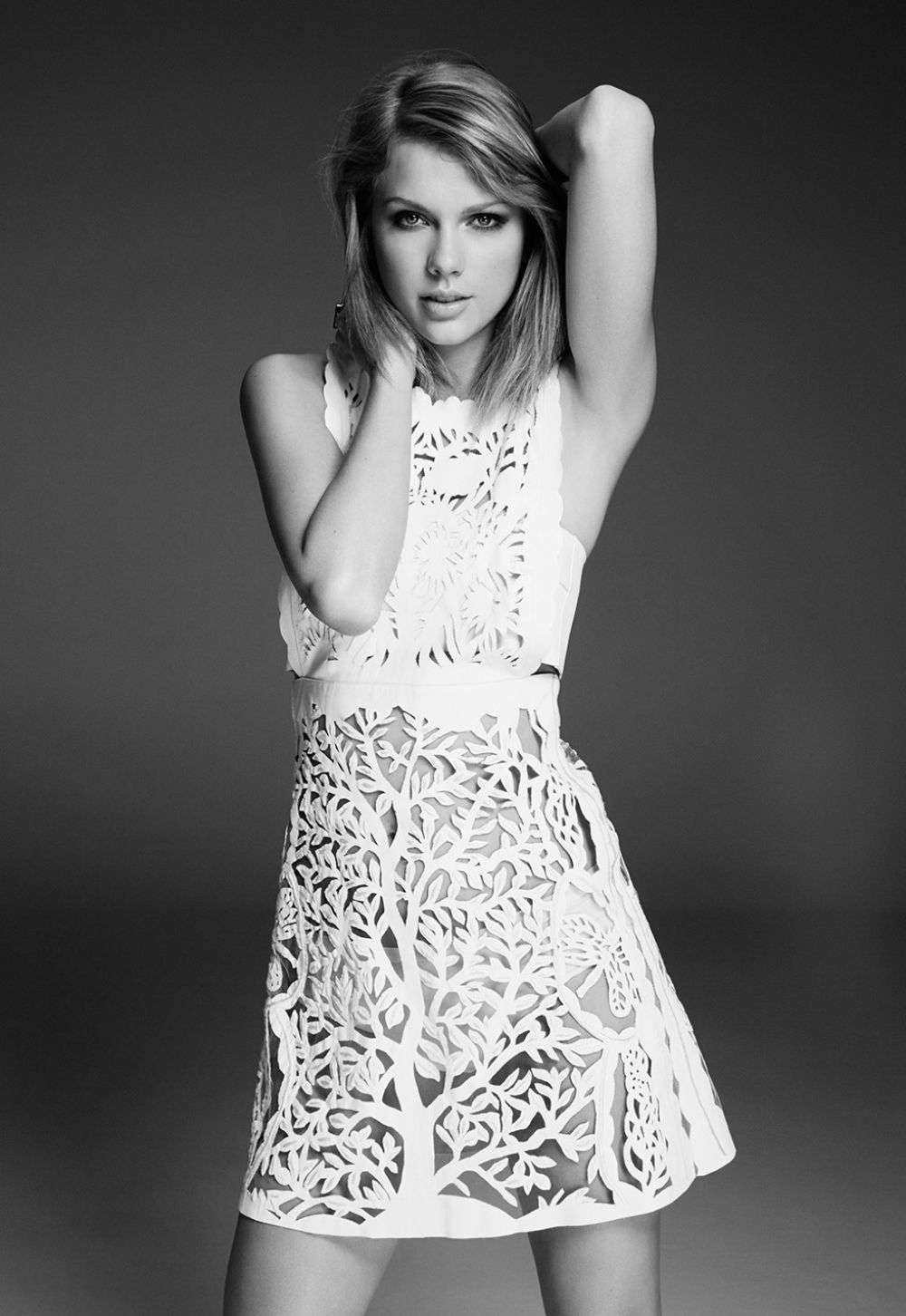 TAYLOR SWIFT by Damon Baker for Glamour Magazine, June 2015 Issue