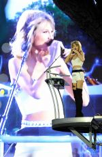 TAYLOR SWIFT Performs at 1989 World Tour Concert in London