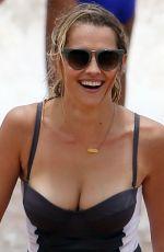 TERESA PALMER in Bikini at a Beach in Hawaii 06/02/2015