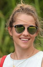 TERESA PALMER Out and About in Hawaii 06/03/2015