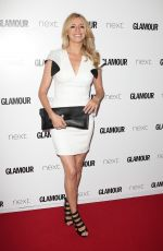 TESS DALY at Glamour Women of the Year Awards in London