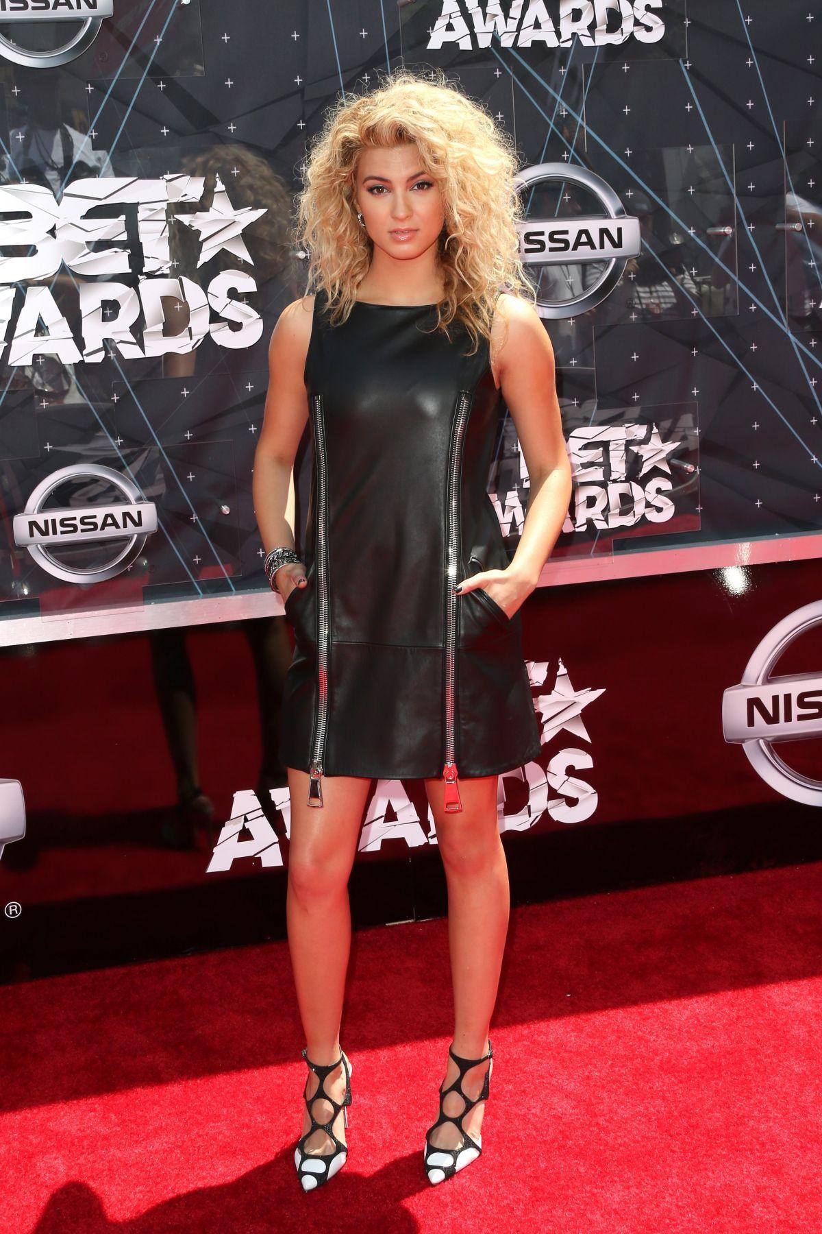 TORI KELLY at 2015 BET Awards in Los Angeles